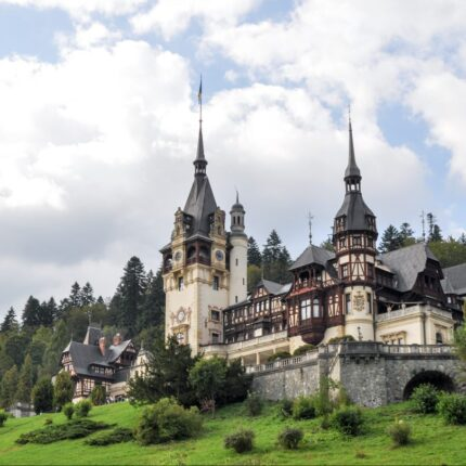 Peles Castle and Pelisor Castle Tour - Sinaia