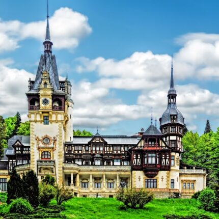 Peles Castle and Pelisor Castle Tour - Sinaia