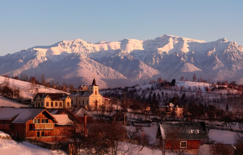 Private tour from Bucharest to Brasov