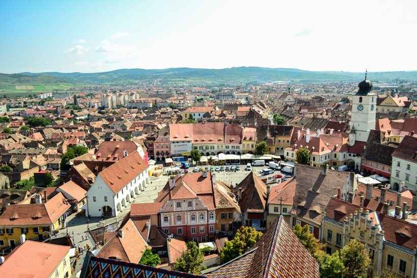 Private Tour from Bucharest to Sibiu
