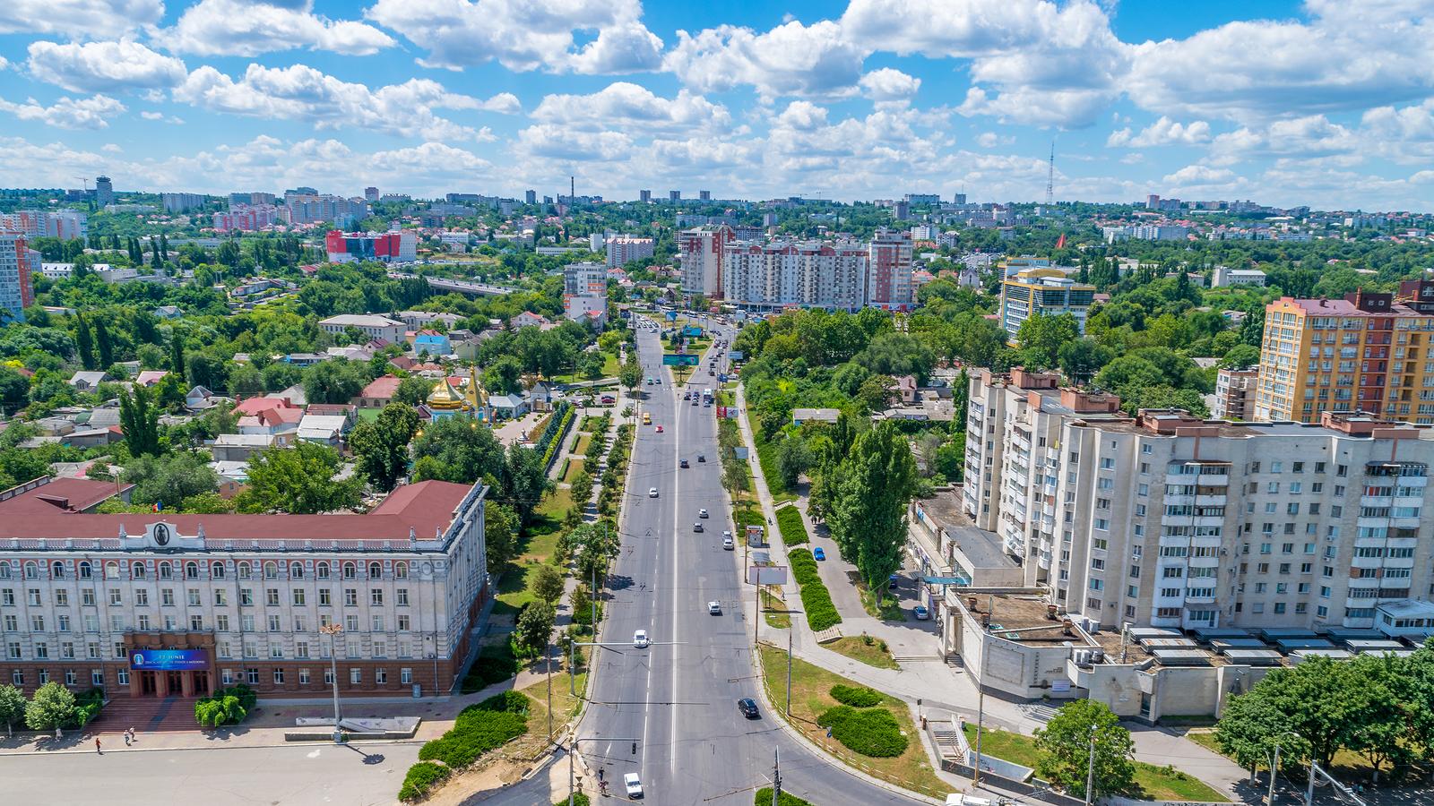 Bucharest to Chisinau
