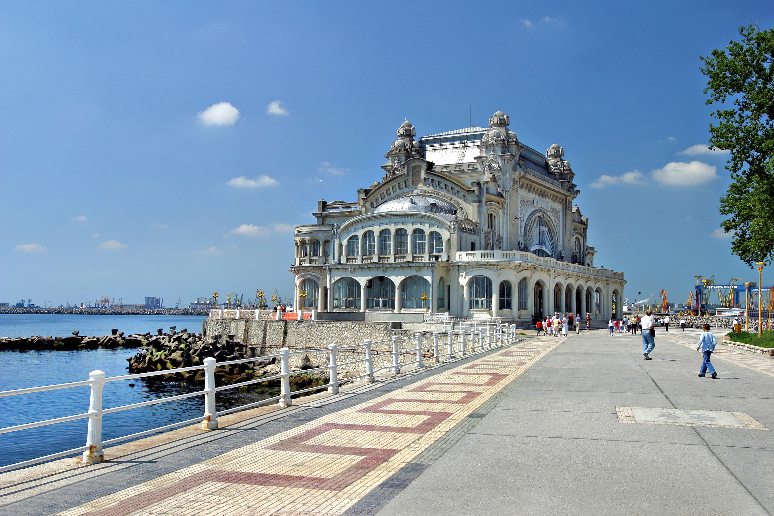 Private Tour from Bucharest to Constanta
