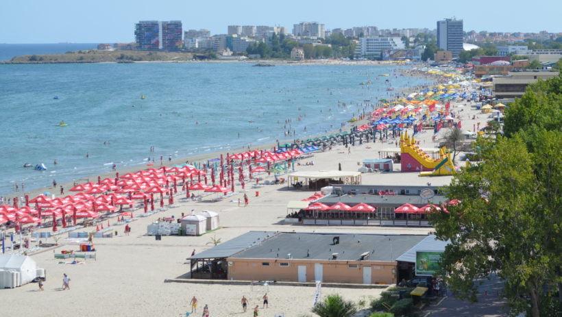Private Tour from Bucharest to Mamaia