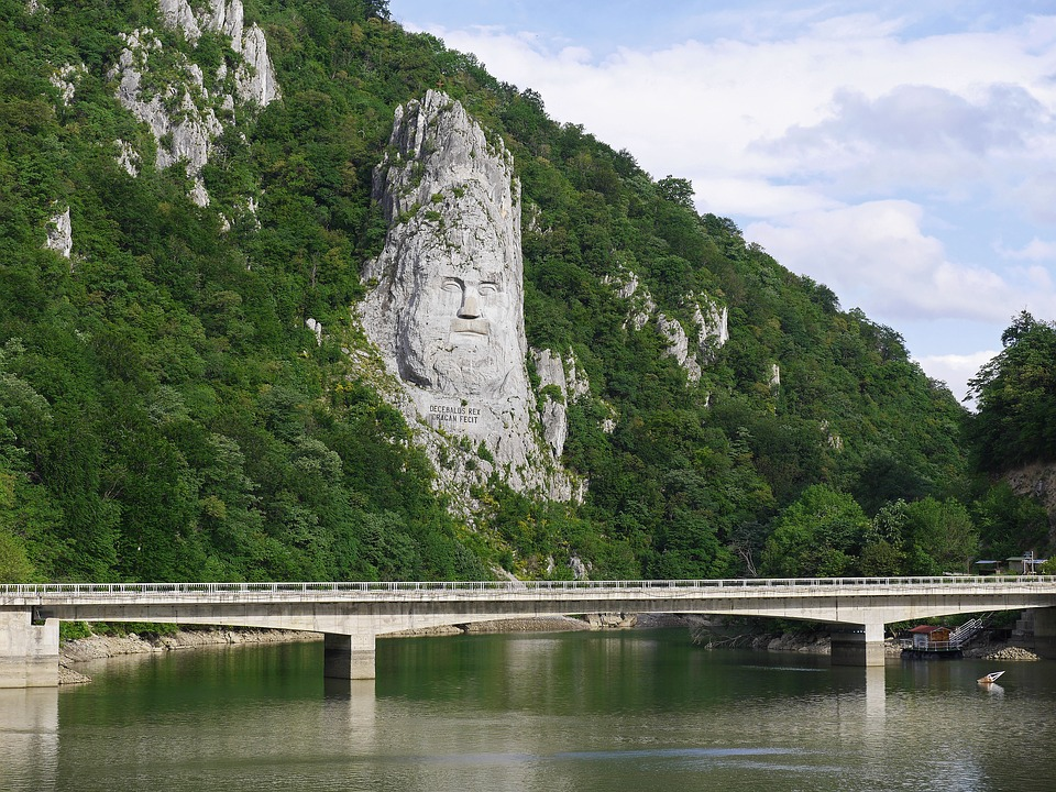 Transfer from Bucharest to Danube River